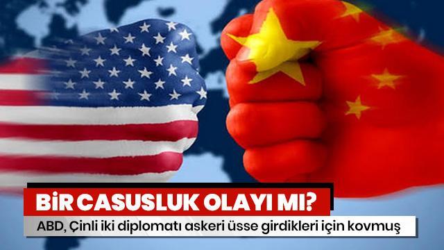 ABD, iki diplomatı gizlice Washington'dan kovmuş!