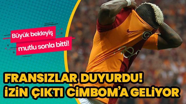 Onyekuru'ya Galatasaray için izin çıktı