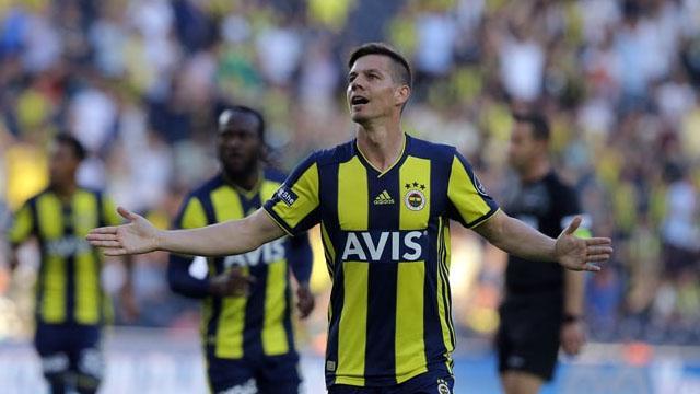 Fenerbahçe'de Zajc'ın sahalara dönüş tarihi açıklandı