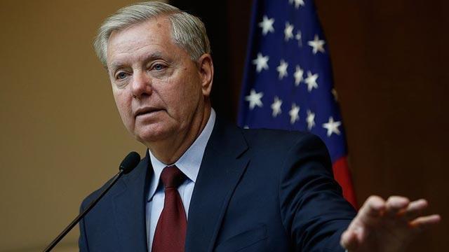 ABD'li Senatör Graham: Trump'a yönelik azil süreci 'partizan bir saçmalık', Senato'ya gelir gelmez hızlıca son bulacak