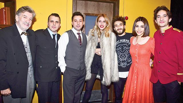 Şilan Makal, Berk Çanakoğlu ve Erdem Kahraman'dan 'Anormal' bir oyun!