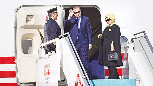 Erdoğan mazlumların sesi olacak