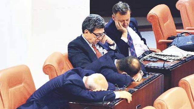 """Vekiller """"mazot parası"""" da istedi, Başkan Erdoğan reddetti"""