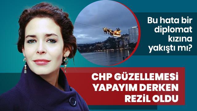 Pelin Batu, CHP'yi överken yine rezil oldu!