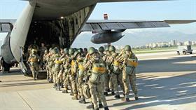 Askeri kaynaklar TSK'nın Trablus'a intikal işlemlerinin başladığını belirtiyor