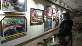 Başkentte engelliler el sanatları becerilerini sergiliyor