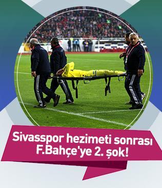 Fenerbahçeli futbolcu Sadık Çiftpınar, sakatlığı nedeniyle sezonu kapattı