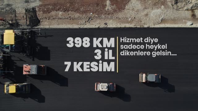 İstanbul'u çevre illerle bağlayacak Kuzey Marmara Otoyolu bitiyor
