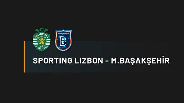 Başakşehir'in UEFA'daki rakibi Sporting Lizbon, Türk takımları ile 6 kere karşılaştı