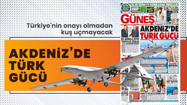 Ankara Akdeniz'de kuş uçurtmayacak