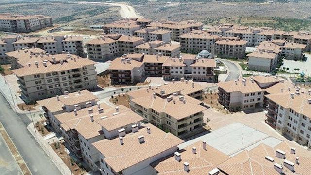 İstanbul, Ankara ve İzmir'de yeni sosyal konutların inşa edileceği yerler belli oldu