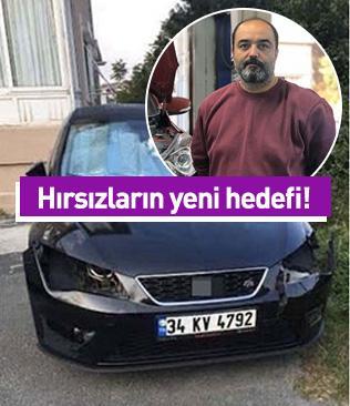 İstanbul'da her sabah aynı manzara... Hırsızların yeni hedefi