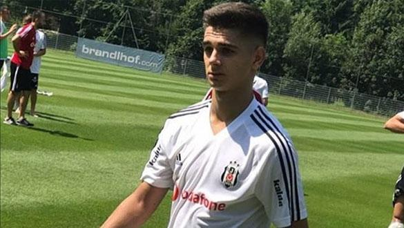 Beşiktaş, genç futbolcu Ajdin Hasic'in imza parasını düşürmeye çalışıyor