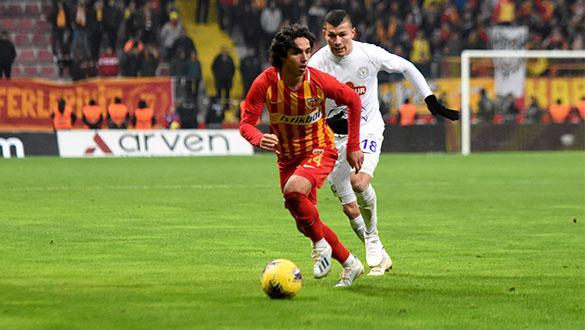 Süper Lig'in en genç golcüsü Emre Demir'in hedefi A milli forma