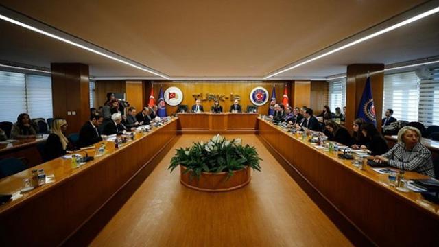 2020'de geçerli olacak asgari ücret belirleme çalışmaları için üçüncü toplantı yarın yapılacak