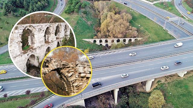 İstanbul'un göbeğinde tarih yağması