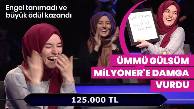 Türkiye'ye Gülsüm Genç'i konuşuyor: 27 yaşındaki konuşma engelli kadın olağanüstü bir başarıya imza attı