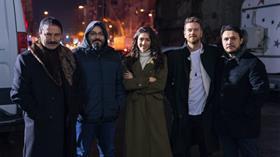 Netflix'ten yeni Türk dizisi 50m2!