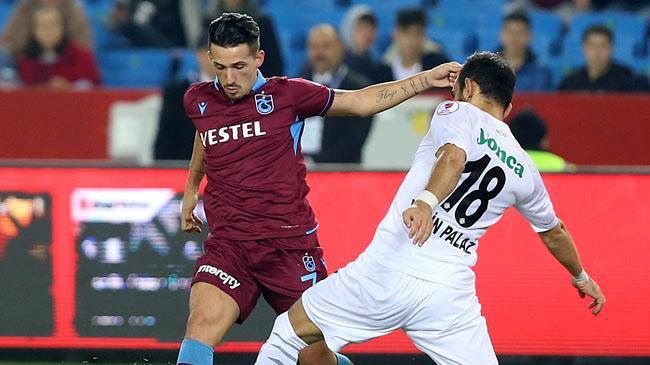 Trabzonspor Kosovalı futbolcuyu gönderdi