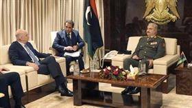 Libya masasına çağrılmayan Yunanistan, kabahati Almanya'da buldu