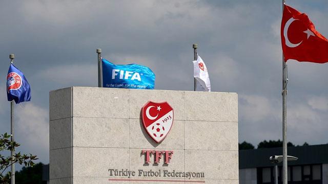 TFF bazı talimatlarda değişiklik yapıldığını açıkladı