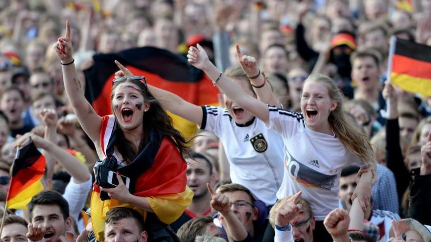 Almanya'nın nüfusu 2019'da rekor kırdı!