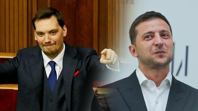 Volodımır Zelenskıy, Başbakan'ın istifasını kabul etmedi: Bir şans daha veriyorum