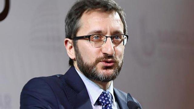 İletişim Başkanı Altun: Türkiye, Libya'da kalıcı barış ve istikrarın garantörüdür