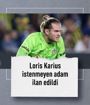 Loris Karius istenmeyen adam ilan edildi