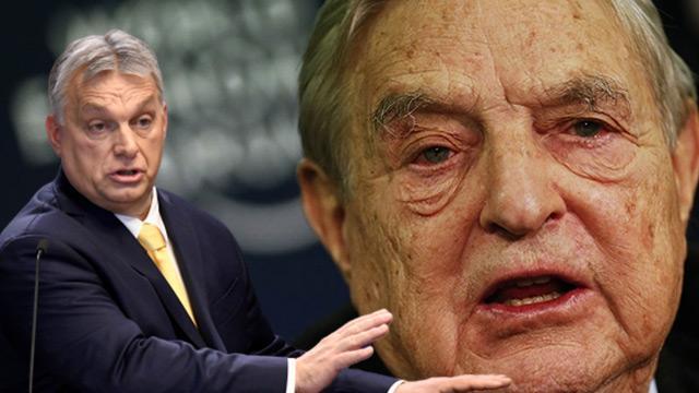 Macaristan Başbakanı Orban, George Soros'u suçladı