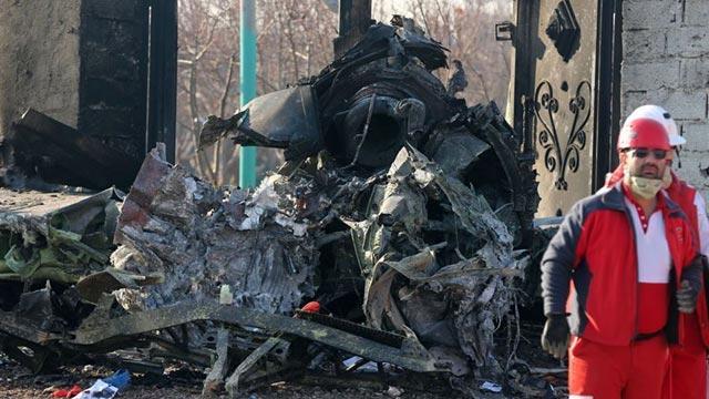 Ukrayna istedi, İran gönderiyor! Füzeyle düşürülen uçağın karakutusu Kiev'de analiz edilecek