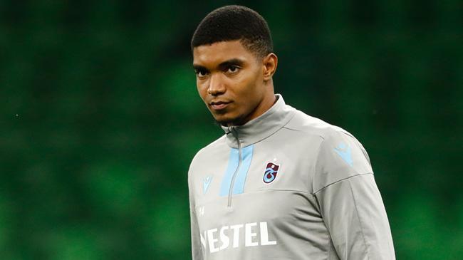 Trabzonspor'da Ivanildo Fernandes'in sözleşmesi feshedildi