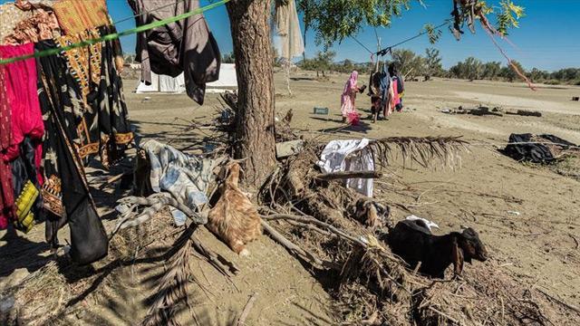 İran'ın güneydoğusundaki sel felaketi: 3 ölü