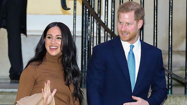 İngiliz kraliyet ailesi duyurdu! Prens Harry ve eşi Meghan unvanlarını anlaşmayla bırakacak