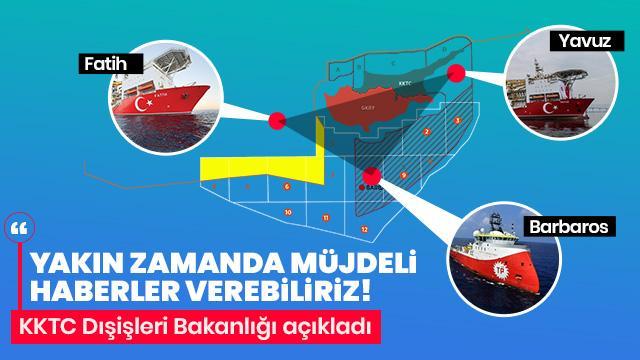 KKTC Dışişleri Bakanlığından Doğu Akdeniz açıklaması