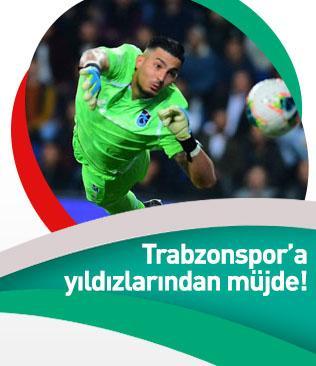 Trabzonspor'da sakatlığını atlatan yıldız isimler dönüyor
