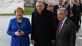 Berlin'de Libya zirvesi sona erdi! 'Kapsamlı bir plan konusunda anlaştık'