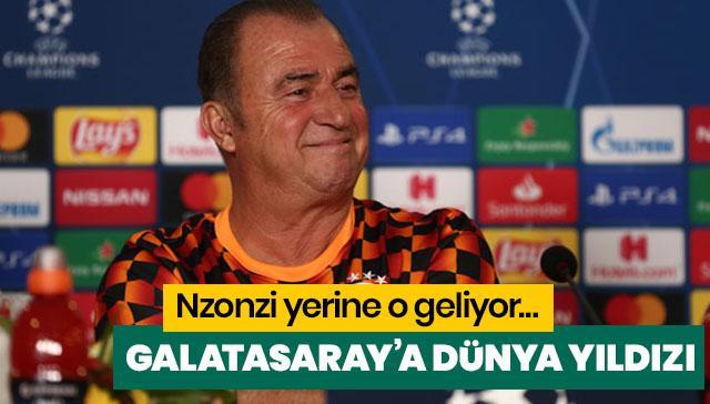 Galatasaray'a dünya yıldızı geliyor