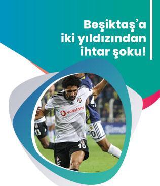 Beşiktaş'ta Elneny ve Ruiz'in kulübe ihtar çektiği iddia edildi