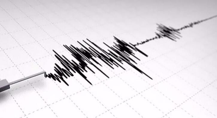 Yunanistan'da 5,2 büyüklüğünde deprem oldu