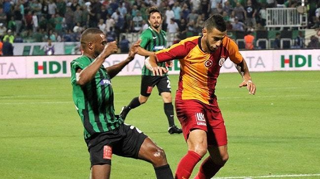 Galatasaray, Denizlispor'u konuk ediyor! İşte muhtemel 11'ler
