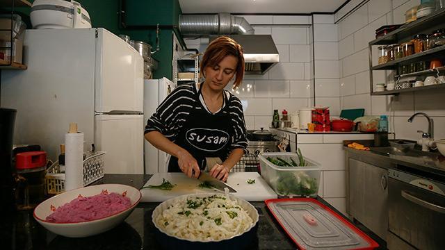 İzmir'de 10 yıllık avukat, mesleğini bırakıp aşçı oldu