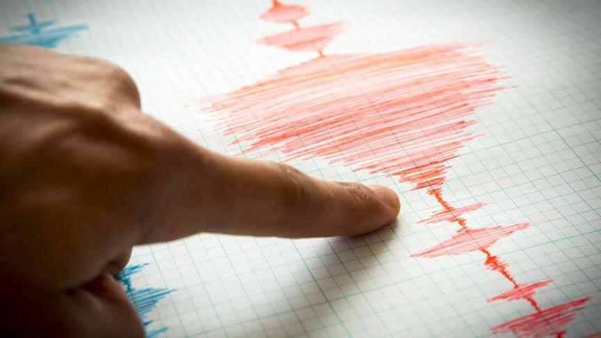 Uygur Özerk Bölgesi'nde 6,4'lük deprem