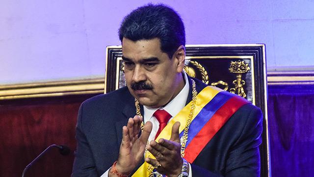 Nicolas Maduro darbe girişimini 6 gün önce öğrenmiş