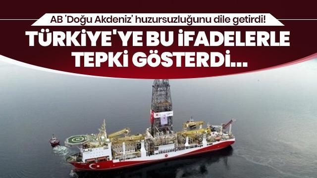 AB'den Türkiye açıklaması!