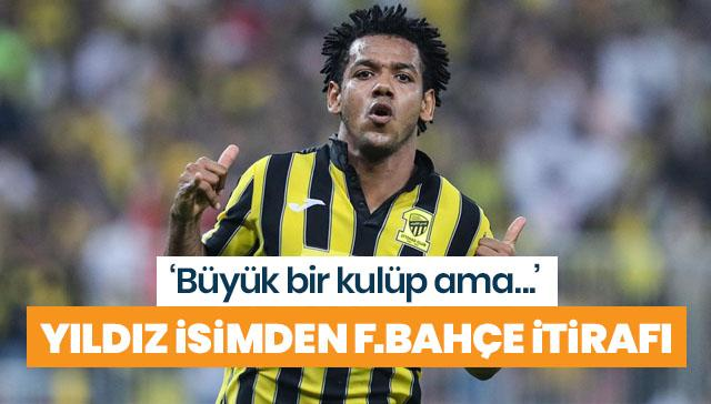 Romarinho Fenerbahçe'yi doğruladı