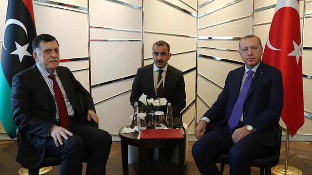 Libya UMH Başkanı Serrac: Konferans konusunda iyimserim ancak Hafter barışçıl çözüm bulma amacı gütmüyor