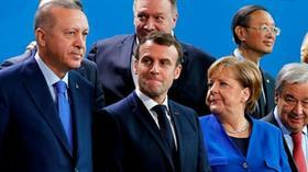 Macron, Türkiye hakkında küstah suçlamalarda bulundu