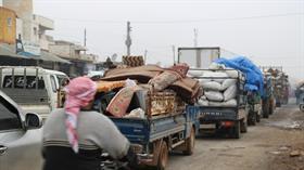 İdlib halkı Suriye'de kalmak istiyor! Türkiye'ye gelmek istemiyorlar