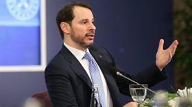 Bakan Albayrak: Kur, dış politik risklerden minimum etkilenecek